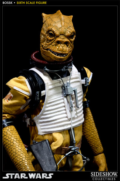 "Sideshow - Bossk Bounty Hunter - 12"" Sixth Scale Figure Bossk11"