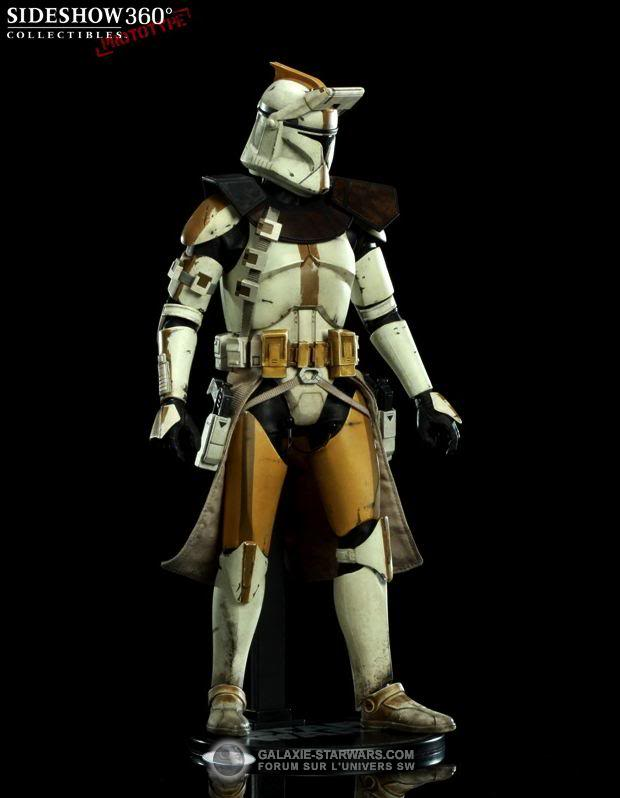 Sideshow - 12' - Commander Bly CommanderBly01