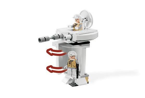 LEGO STAR WARS - 7749 - Echo Base Echo04