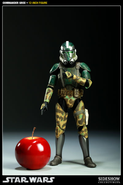 Sideshow - Commander Gree - 12 inch Figure  Gree02