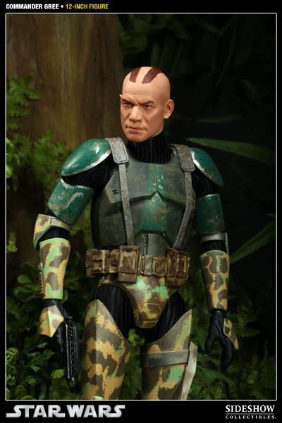 Sideshow - Commander Gree - 12 inch Figure  Gree04