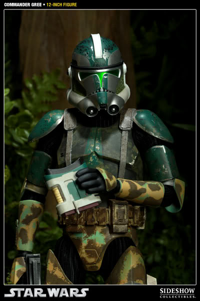 Sideshow - Commander Gree - 12 inch Figure  Gree05