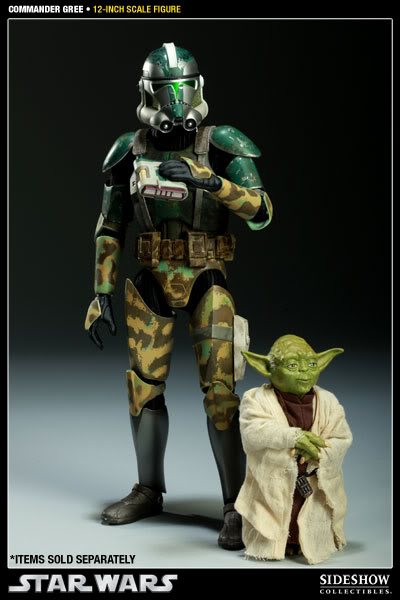 Sideshow - Commander Gree - 12 inch Figure  Gree08