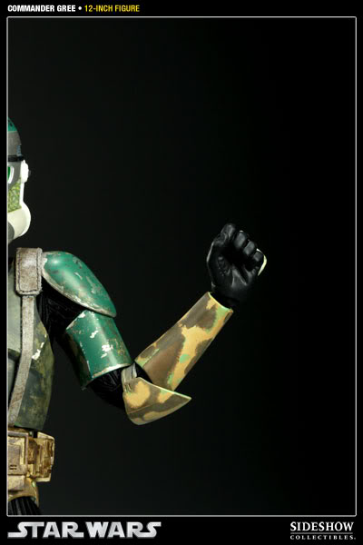Sideshow - Commander Gree - 12 inch Figure  Gree09