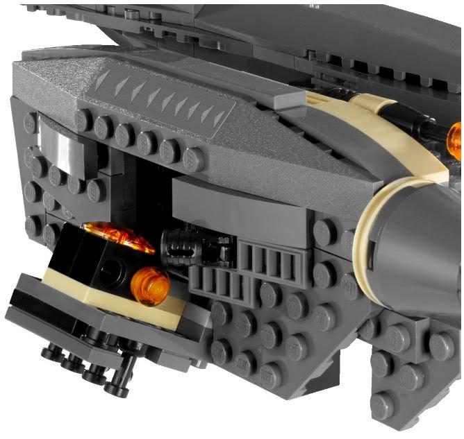 LEGO - 8095 - General Grievous' Starfighter GrivStar04