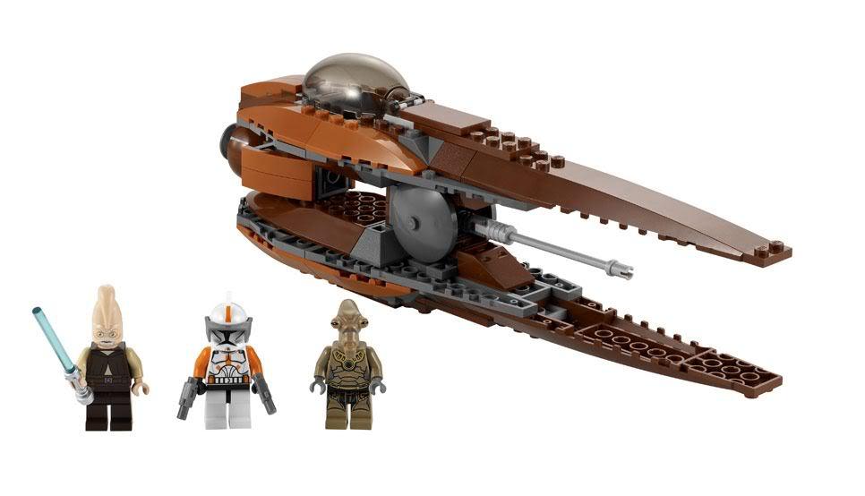 Lego - 7959 - Geonosian Starfighter  LegoGeonosianStarfighter