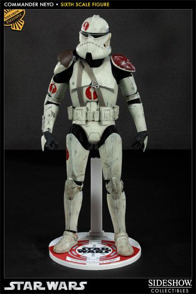 Sideshow - Commander Neyo - 12 inch Figure   Neyo01