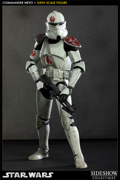 Sideshow - Commander Neyo - 12 inch Figure   Neyo04