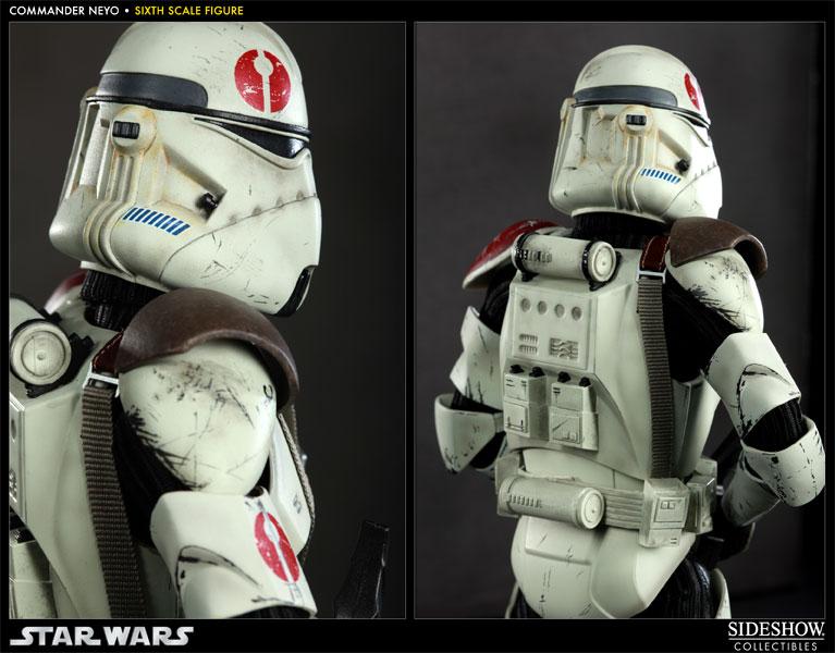 Sideshow - Commander Neyo - 12 inch Figure   Neyo08