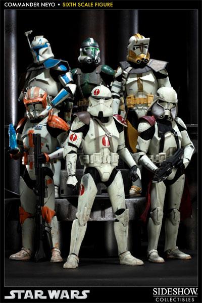 Sideshow - Commander Neyo - 12 inch Figure   Neyo11