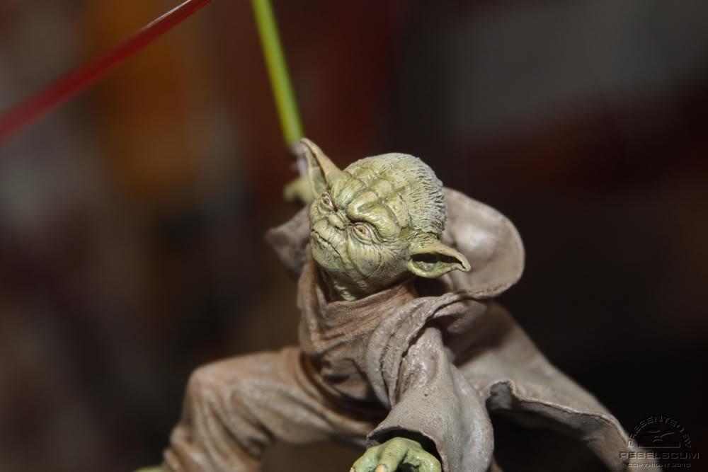 Sideshow - Senate Duel: Yoda vs. Darth Sidious - Page 2 Senateduel02