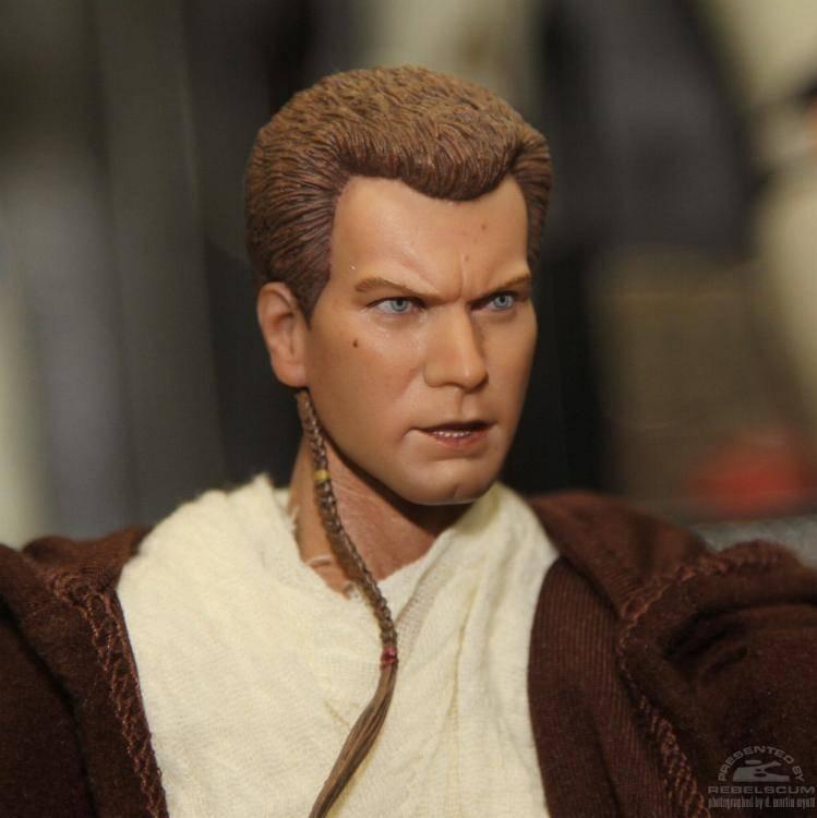 Sideshow - Padawan Obi-Wan Kenobi 12-Inch Figure SidPadaObi04