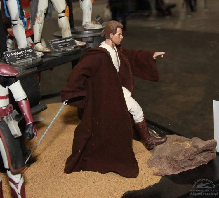 Sideshow - Padawan Obi-Wan Kenobi 12-Inch Figure SidPadaObi06