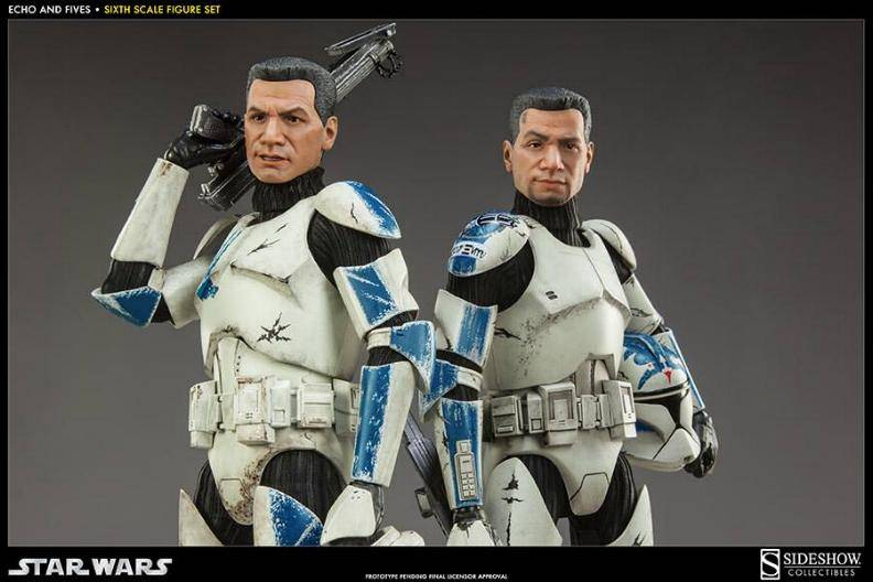 Sideshow - Clone Troopers: Echo and Five Sixth Scale Figure EchoandFive07_zps2a165665