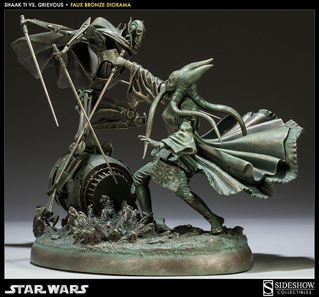 Sideshow - 'Hunt for the Jedi' Shaak Ti VS General Grievous TiVSGrievousFB04_zpsb7a9708f
