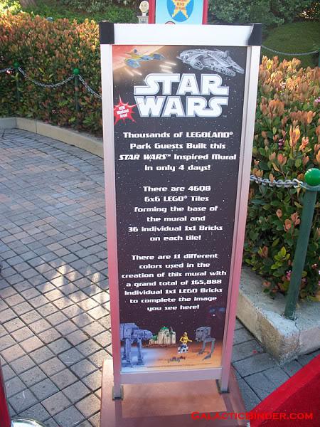 STAR WARS Miniland - LEGOLAND California  - Page 2 SwLegoLand02