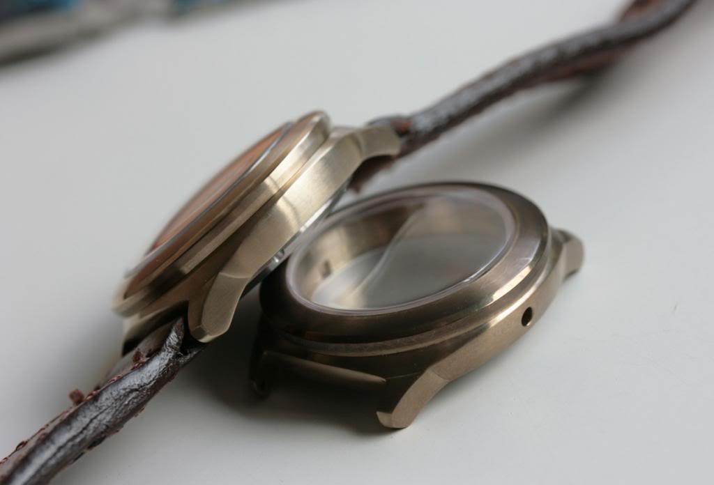 Bronze watches in general... TropikBPatina