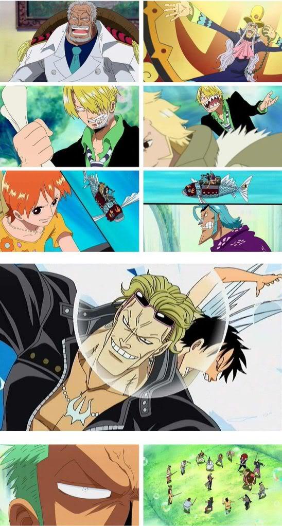 [T. Oficial] One Piece - Manga Cap 825 - Panini Tomo 16 ya disponible - Dat KAIDOU en el anime 99544843
