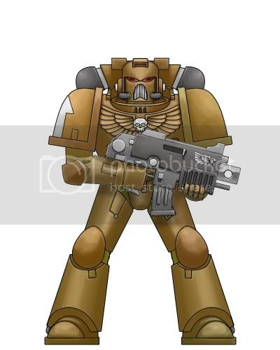 Chapter Fluff - The Sons of Olympus Spacemarine