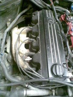 Mercedes190- MB 190 2.3-8v Turbo projekt/bruksbil Bild062