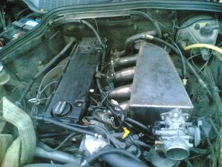 Mercedes190- MB 190 2.3-8v Turbo projekt/bruksbil Srtujsr