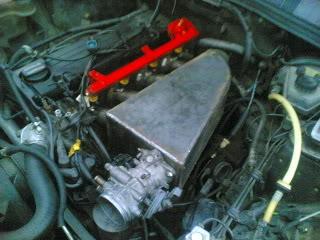 Mercedes190- MB 190 2.3-8v Turbo projekt/bruksbil Stuyhaet