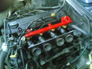 Mercedes190- MB 190 2.3-8v Turbo projekt/bruksbil Tsau
