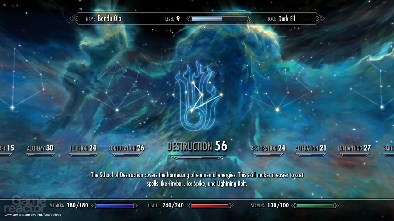 ESV: Skyrim Screens Skyrim005