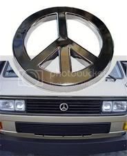 Bespoke VW badge.... Dubbadge