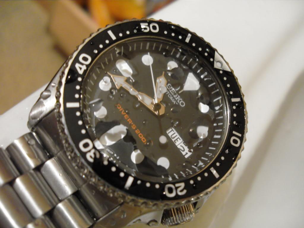 """seiko diver """"custom"""" SDC12132x"""