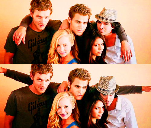 The Vampire Diaries /ვამპირის დღიურები #3 677863ca8fe8367e920e43be488fdef4