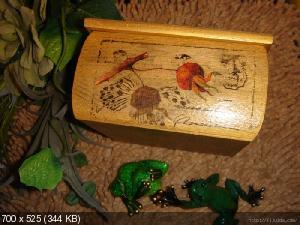 Самодельное покрывное средство для древесины от fljuida. 25a0ff54ea002ceb2924ee9f5e9a465b
