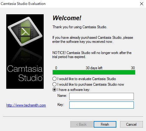 Camtasia Studio 8.4. problem notice. [UPDATED ON 13-03-2016] Screenshote5d6