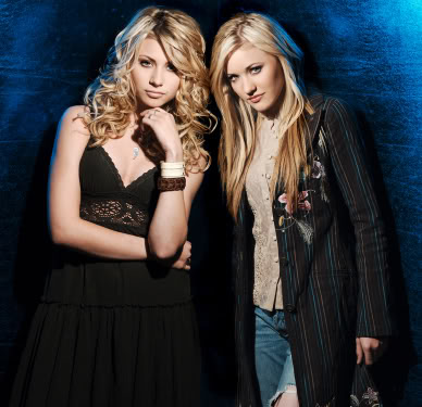 Artist of the week: Aly and AJ. COME HERE!! ALYANDAJ
