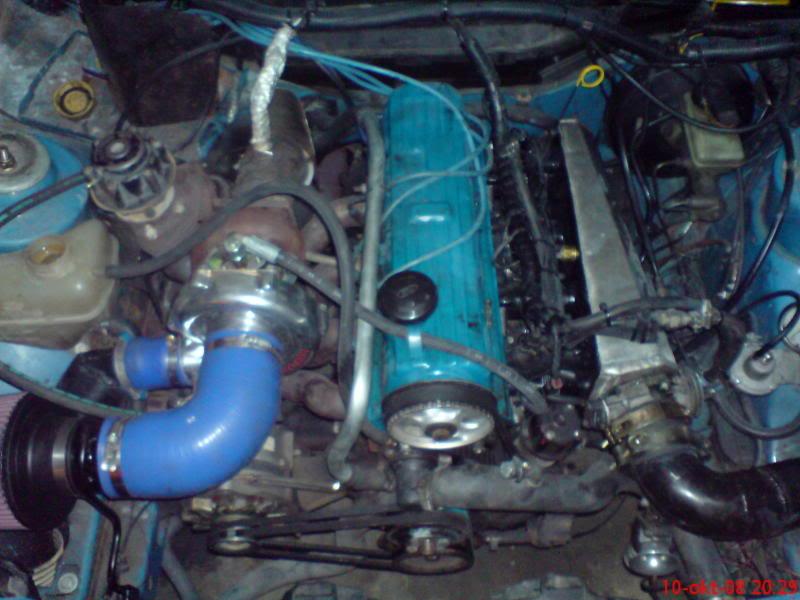 Motor rommet