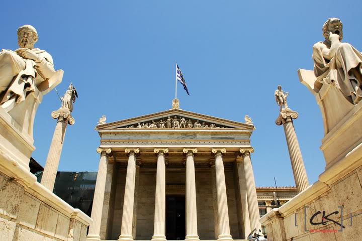 CURSO DE GRIEGO MODERNO ONLINE Greece_049_University_of_Athens