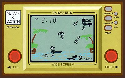 Have you ever played a Game & Watch game? *hint: they're awesome* GameWatch-Parachute_classic