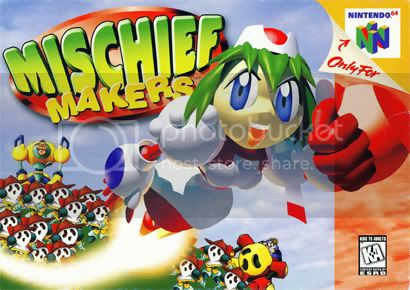 Mischief Makers is the best game you've never played! MischiefMakers_cover