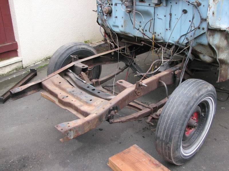 '53 Ford down under....build thread. F100015