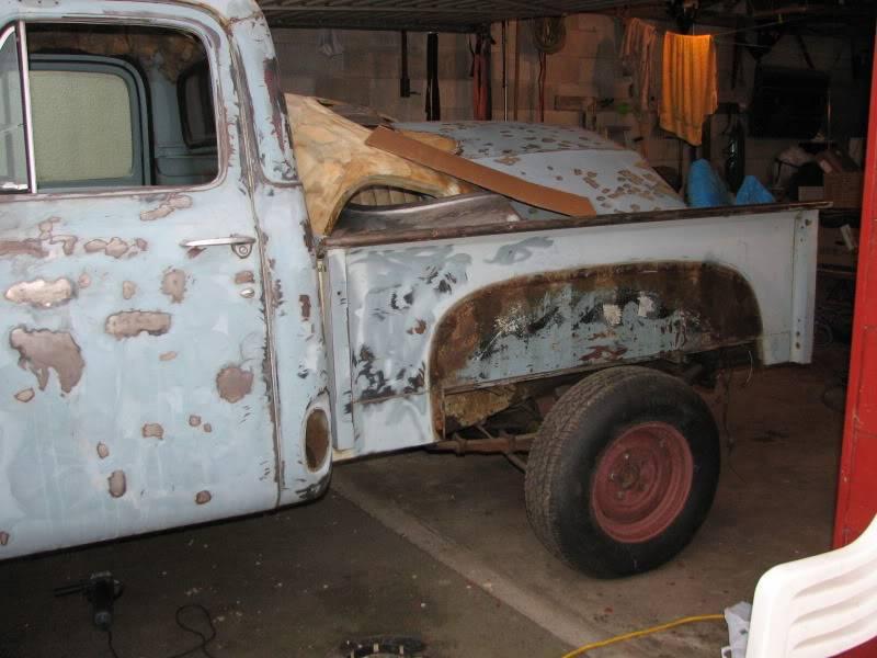 '53 Ford down under....build thread. F100018