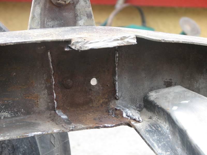 '53 Ford down under....build thread. F100enginemount009