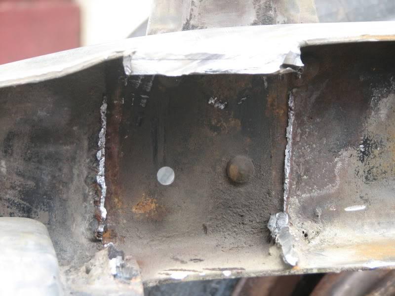'53 Ford down under....build thread. F100enginemount010