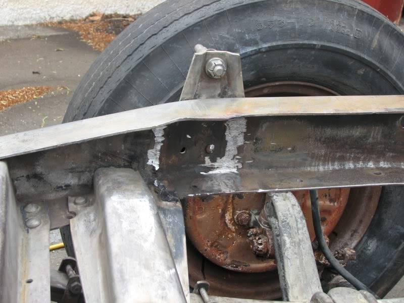 '53 Ford down under....build thread. F100enginemount011