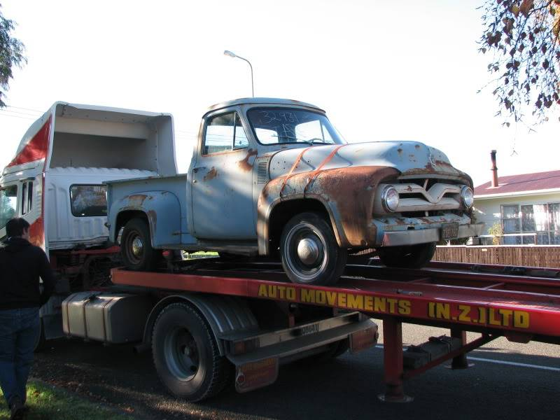 '53 Ford down under....build thread. SwapmeetF100007