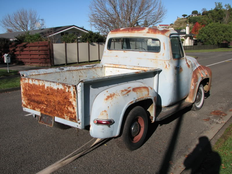 '53 Ford down under....build thread. SwapmeetF100011