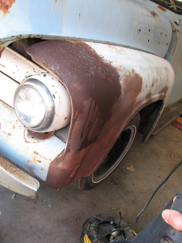 '53 Ford down under....build thread. SwapmeetF100027