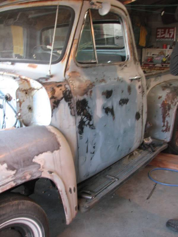 '53 Ford down under....build thread. SwapmeetF100032