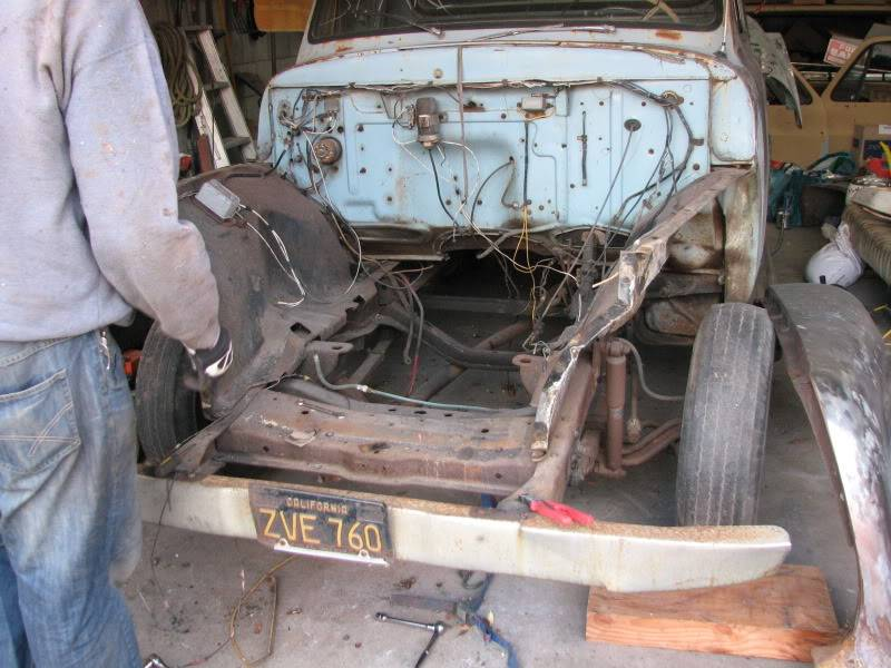 '53 Ford down under....build thread. SwapmeetF100062