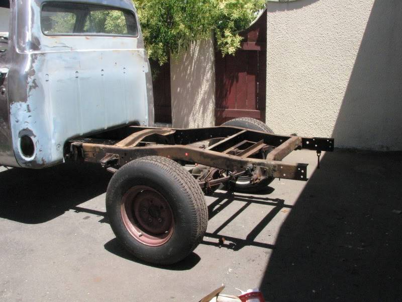 '53 Ford down under....build thread. Nsraf100197