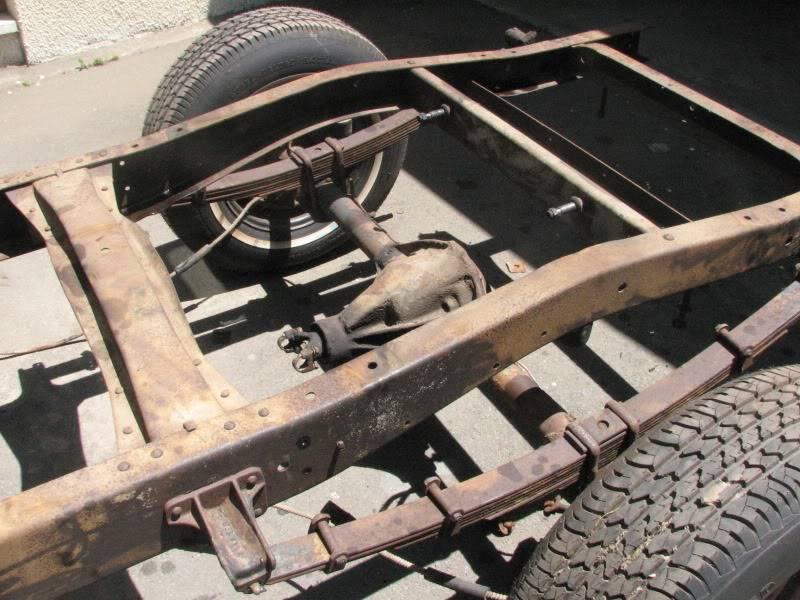 '53 Ford down under....build thread. Nsraf100199-1